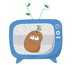 Tuber's loveable mascot, Karl the Kartoffel